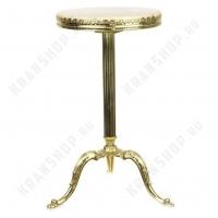 Столик на трех ножках Stilars 806 Gold
