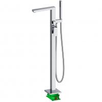Смеситель для ванны напольный TIMO Selene 2210/00Y-CR Chrome
