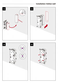 Душевая система TIMO с термостатом Petruma SX-5149/03SM Черный