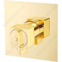 Смеситель для душа Migliore Kvant Gold 25404 DO
