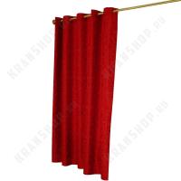 Шторка для душа/ванны Migliore Барокко 25518 Красный