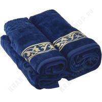 Набор из 2-х полотенец Migliore Magnat 26002 Синий