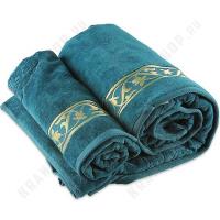 Набор из 2-х полотенец Migliore Magnat 26004 Зеленый