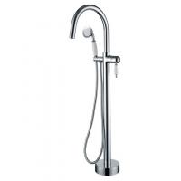 Смеситель для ванны напольный Boheme Brilliante 269 Chrome