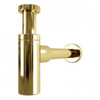 Сифон для раковины GANZER A-2E золото