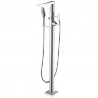 Смеситель для ванны напольный Boheme Venturo 379 Хром