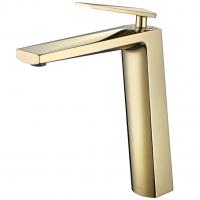 Смеситель для раковины Boheme Venturo 382 Gold