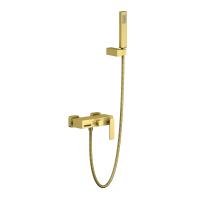 Смеситель для ванны TIMO Torne 4314/17Y Золото матовое