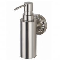 Дозатор жидкого мыла ZorG Antic AZR 16 Silver