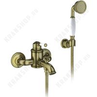 Смеситель для ванны TIMO Arisa 5314/02Y Antique