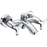 Смеситель для ванны Kaiser Trio 57022 Chrome
