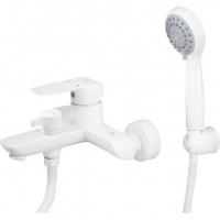 Смеситель для ванны Kaiser Glory 69222 White