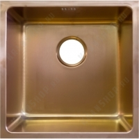 Кухонная мойка Seaman Eco Roma SMR-4444A Red Bronze