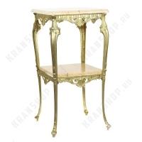 Столик на четырех ножках Stilars 801 Gold