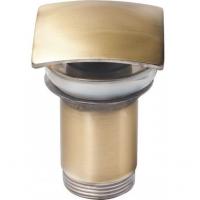 Донный клапан для раковины Kaiser 8033An Bronze