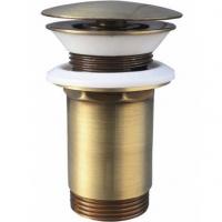 Донный клапан для раковины Kaiser 8036Br Bronze