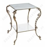 Столик со столешницой Stilars 131908 Bronze