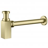 Сифон для раковины TIMO 959/17L Gold
