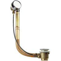 Обвязка для ванны Remer Waste 96 Хром