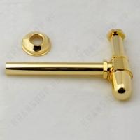 Сифон для раковины Remer 970114DO Золото