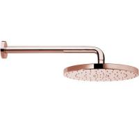 Тропический душ Webert Comfort AC0398980METAL Розовое золото
