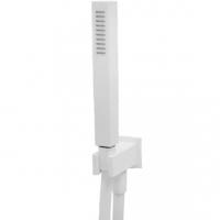 Душевая лейка Webert AC1045740 Белый матовый