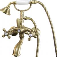 Cмеситель для ванны Webert Armony AM720201065 Бронза