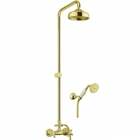 Душевая система Webert Armony AM760405010 Золото