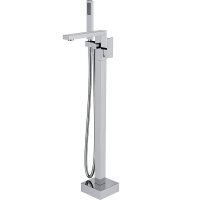 Смеситель для ванны напольный TIMO Selene 2200/00Y-CR Chrome