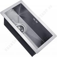 Кухонная мойка Zorg INOX AX-2344 Chrome