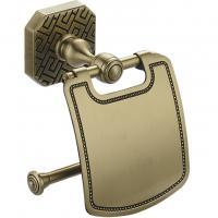 Держатель для туалетной бумаги AltroBagno Antik Duo 080903 Br