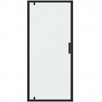 Душевая дверь Bravat BlackLine BD100.4111B Черный