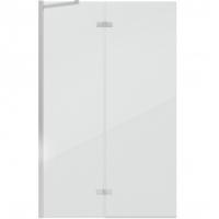 Шторка для ванны Bravat Alfa BG100.5212A Хром