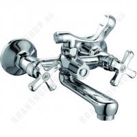 Cмеситель для ванны RUSH Bianki BI7650-44 Хром