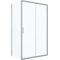 Душевой уголок с одной раздвижной дверью Bravat Drop BS120.3100A Хром