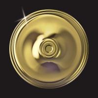 Тропический душ Elghansa Shower Head CD-220 Gold