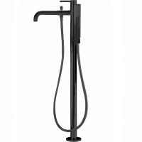 Cмеситель для ванны напольный Webert Elio EL851101560 Черный