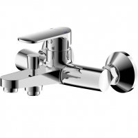 Cмеситель для ванны Bravat Louise F6191183CP-01-RUS Хром