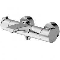 Cмеситель для ванны Bravat Nizza F6353387CP-01-RUS Хром