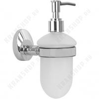 Дозатор жидкого мыла Fixsen Europa FX-21812 Хром