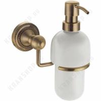 Дозатор жидкого мыла Fixsen Antik FX-61112 Бронза