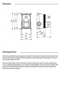 Душевая система TIMO Selene SX-2069/00 SM1013 Chrome