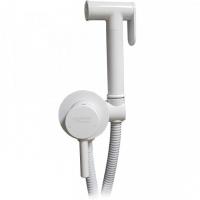 Смеситель встраиваемый с гигиеническим душем Grohenberg GB001 White