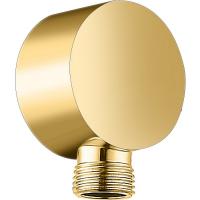 Подключение для шланга Grohenberg GB104 Gold