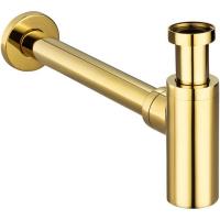 Сифон для раковины Grohenberg GB210 Gold
