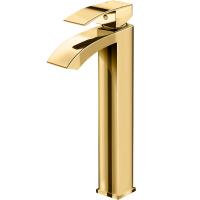 Смеситель для раковины Grohenberg GB3007 Gold