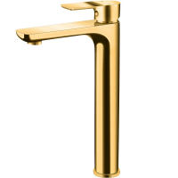 Смеситель для раковины Grohenberg GB3009 Gold