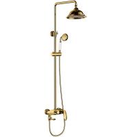 Душевая система Grohenberg GB7001 Gold