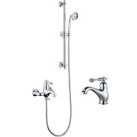 Набор для ванны 3 в 1 GANZER SUSANNE GZ77037 CHROME