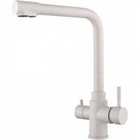 Cмеситель для кухни под фильтр HANSEN H15085B Светло-бежевый